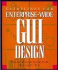 Guidelines for Enterprise-Wide GUI Design Single User