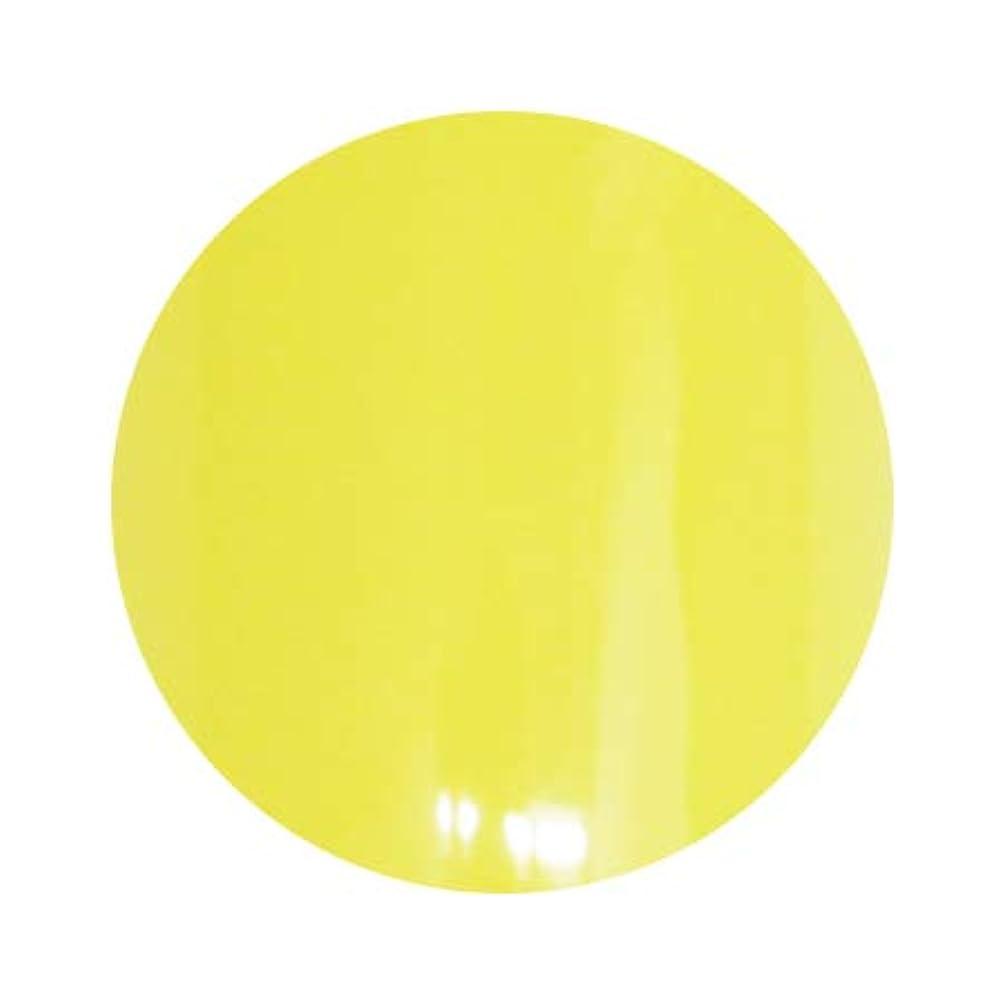 女の子コンデンサーマントLUCU GEL ルクジェル カラー YET01 シトロン 3.5g
