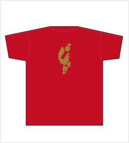 祝優勝記念 じぇじぇじぇTシャツ 東北〇〇イーグルス ver サイズXL【鷲】の落款 袖には【NIPPON CHAMPIONS 2013】 男性 女性