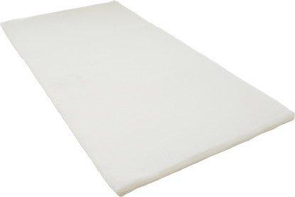 Air impact (エアインパクト) 通気性抜群 高反発マットレス(フラットタイプ)シングルサイズ 洗える敷布団 約:幅97×長さ195×厚み3cm