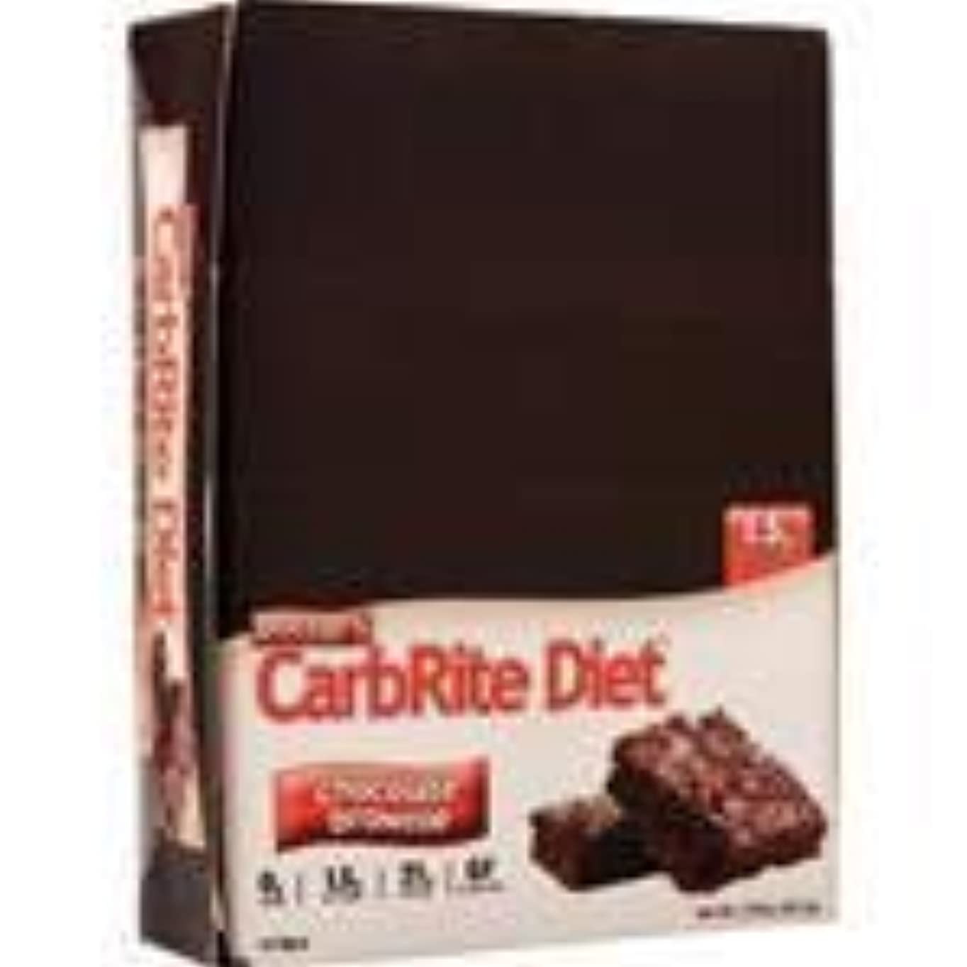 壁紙ページ小売ドクターズダイエット?カーボライトバー?チョコレートブラウニー 12本 2個パック