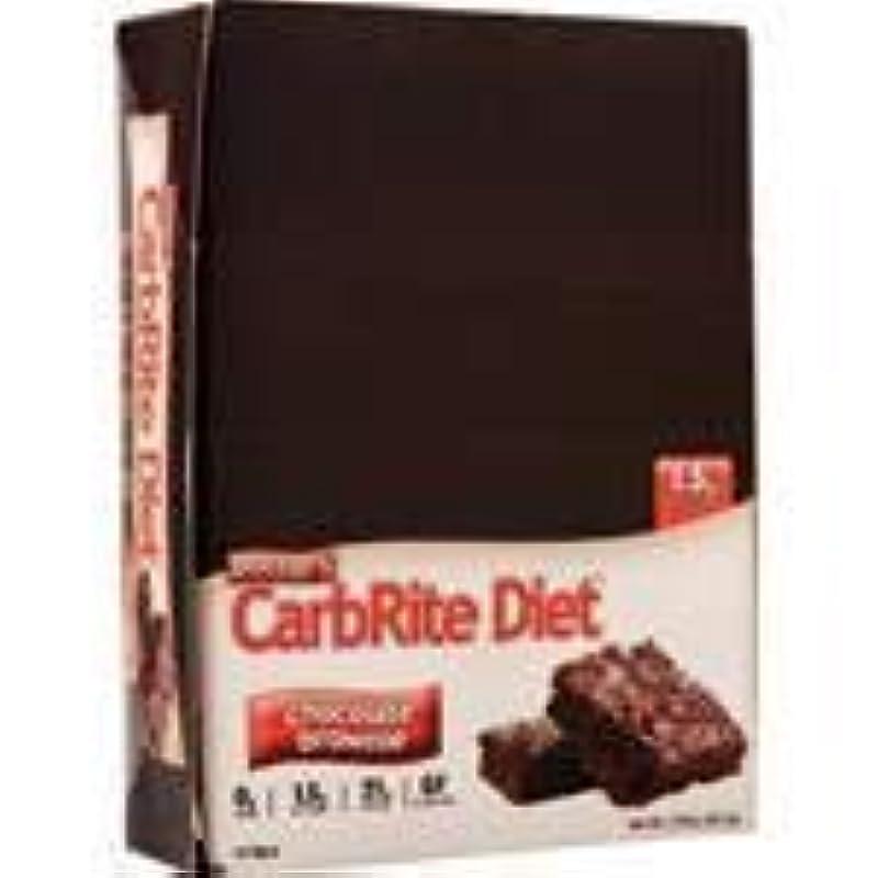 品揃え矛盾する深いドクターズダイエット?カーボライトバー?チョコレートブラウニー 12本 2個パック