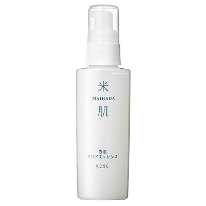 スカートクリーク公平な米肌 澄肌クリアエッセンス(本体/無香料) 美容液