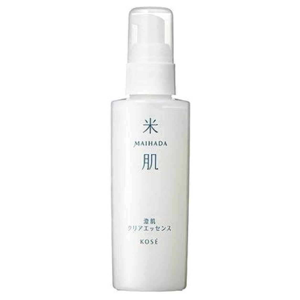 虎悲観的技術的な米肌 澄肌クリアエッセンス(本体/無香料) 美容液