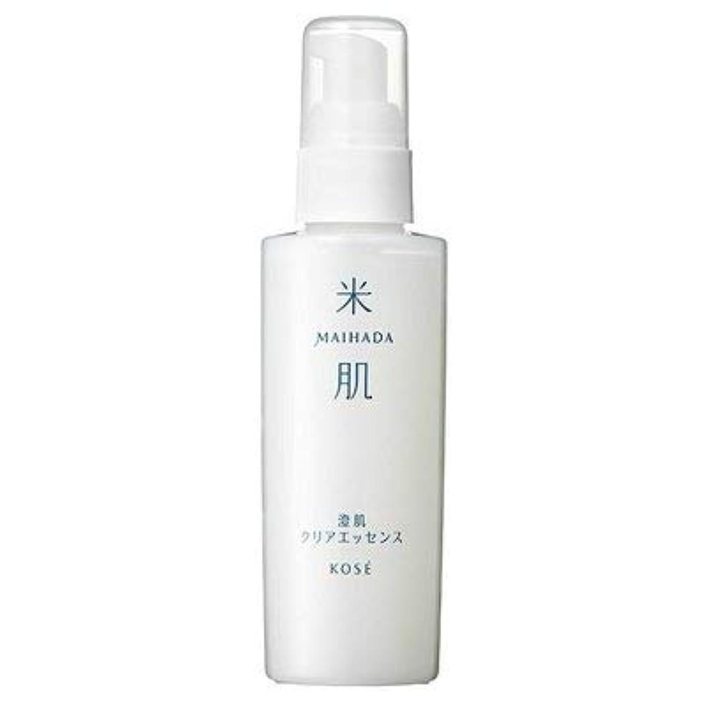 鑑定句窓を洗う米肌 澄肌クリアエッセンス(本体/無香料) 美容液