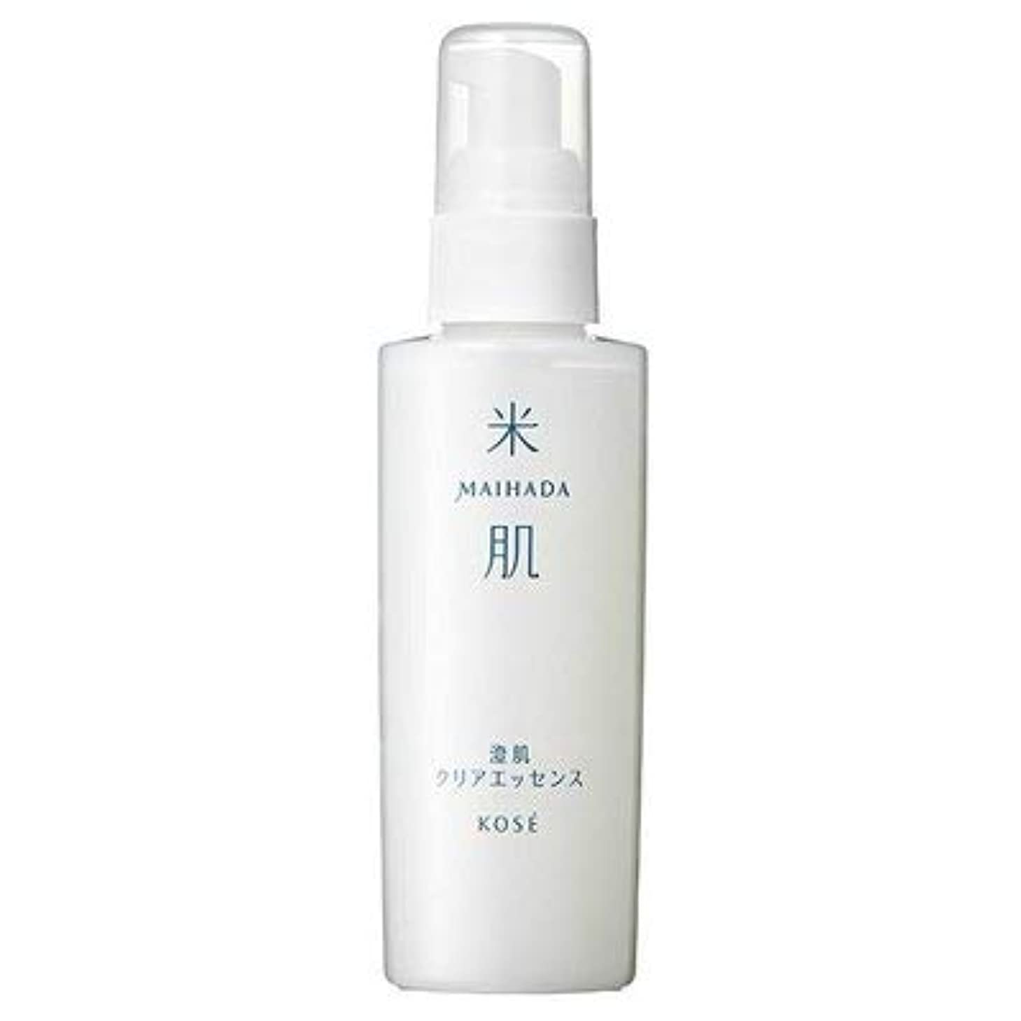 加速度大胆撃退する米肌 澄肌クリアエッセンス(本体/無香料) 美容液