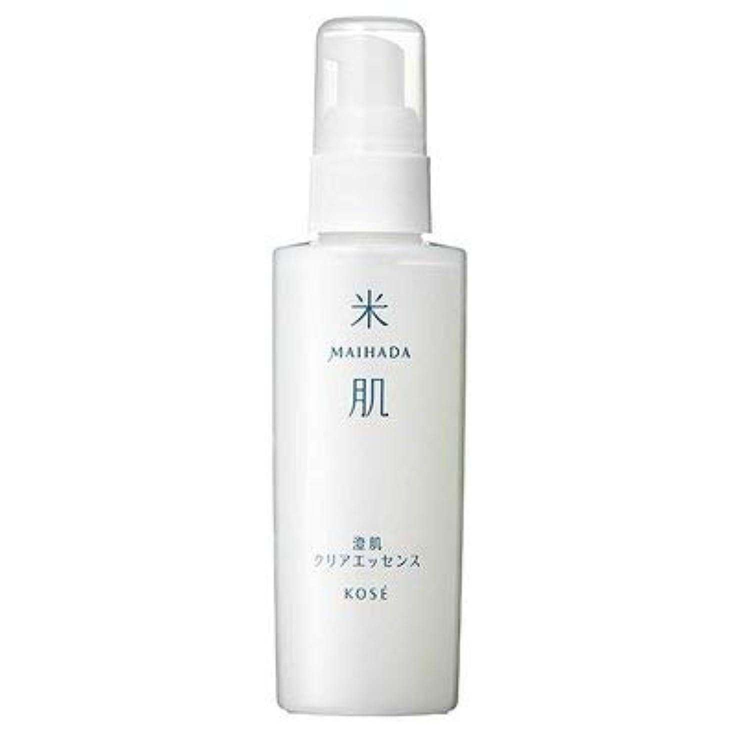 メロドラマティック温度解任米肌 澄肌クリアエッセンス(本体/無香料) 美容液
