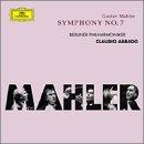 マーラー:交響曲第7番 画像