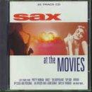 Sax at Movies