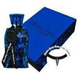 XJAPAN YOSHIKIプロデュース香水「バトゥサン」サファイアブルー青