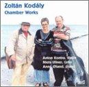 Chamber Works: Sonata for Cello & Piano