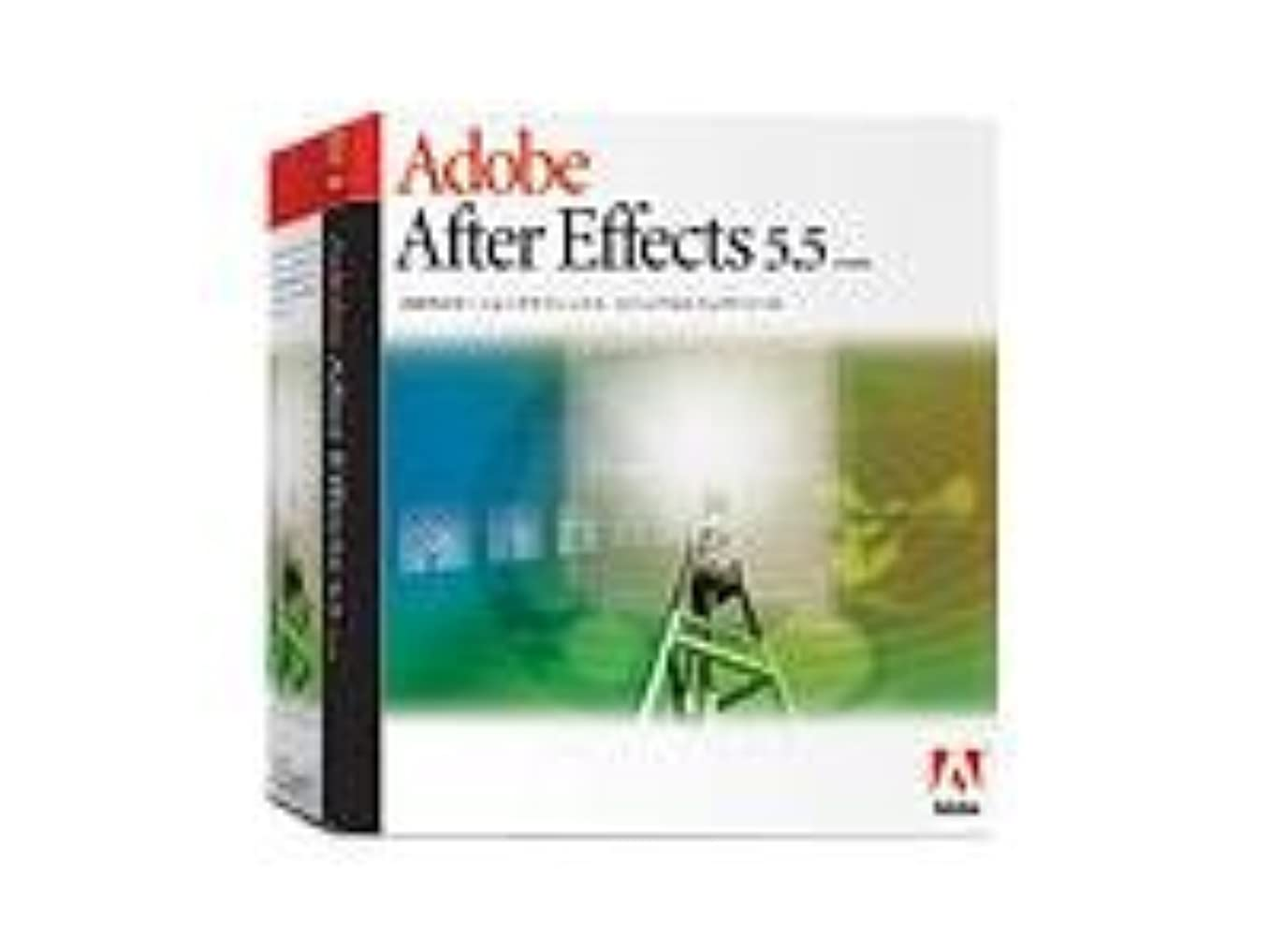 After Effects 5.5 ProVersion 英語版(Mac)