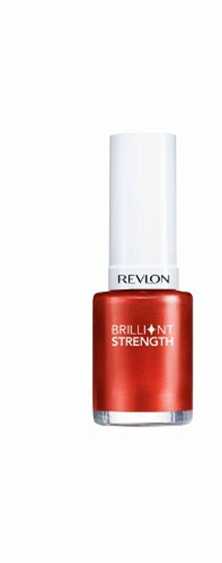 雇う自己尊重回転するRevlon Vernis à Ongles Brilliant Strength 11,7 ml N°090 Captivate