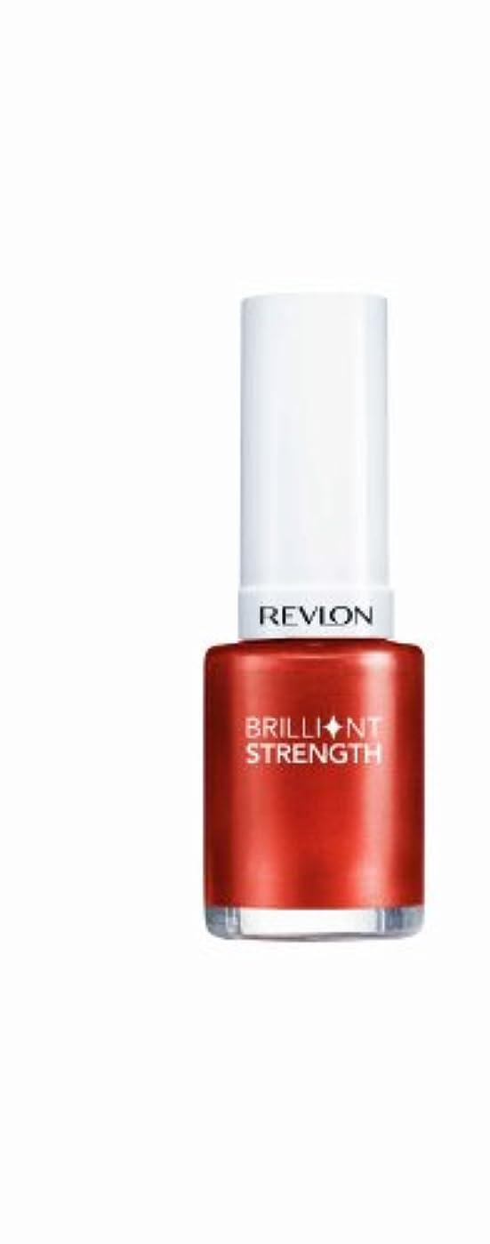 熱急ぐ巨大Revlon Vernis à Ongles Brilliant Strength 11,7 ml N°090 Captivate