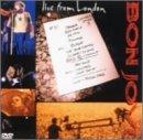 ライヴ・フロム・ロンドン-ウェンブリー・スタジアム1995- [DVD]