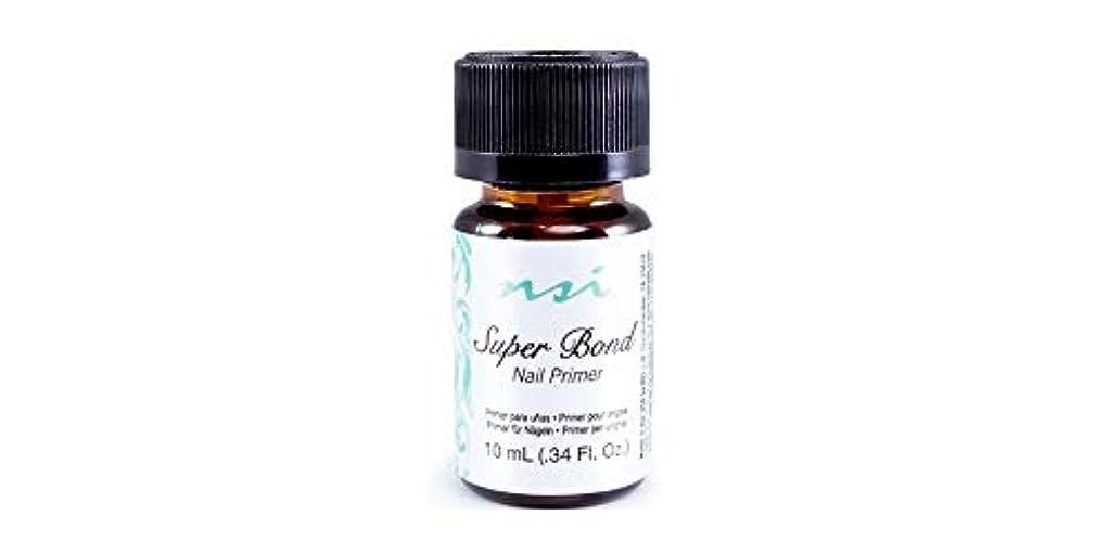 豊富なトロリーバスエイズNSI - Superbond Primer - 10 ml / 0.34 oz