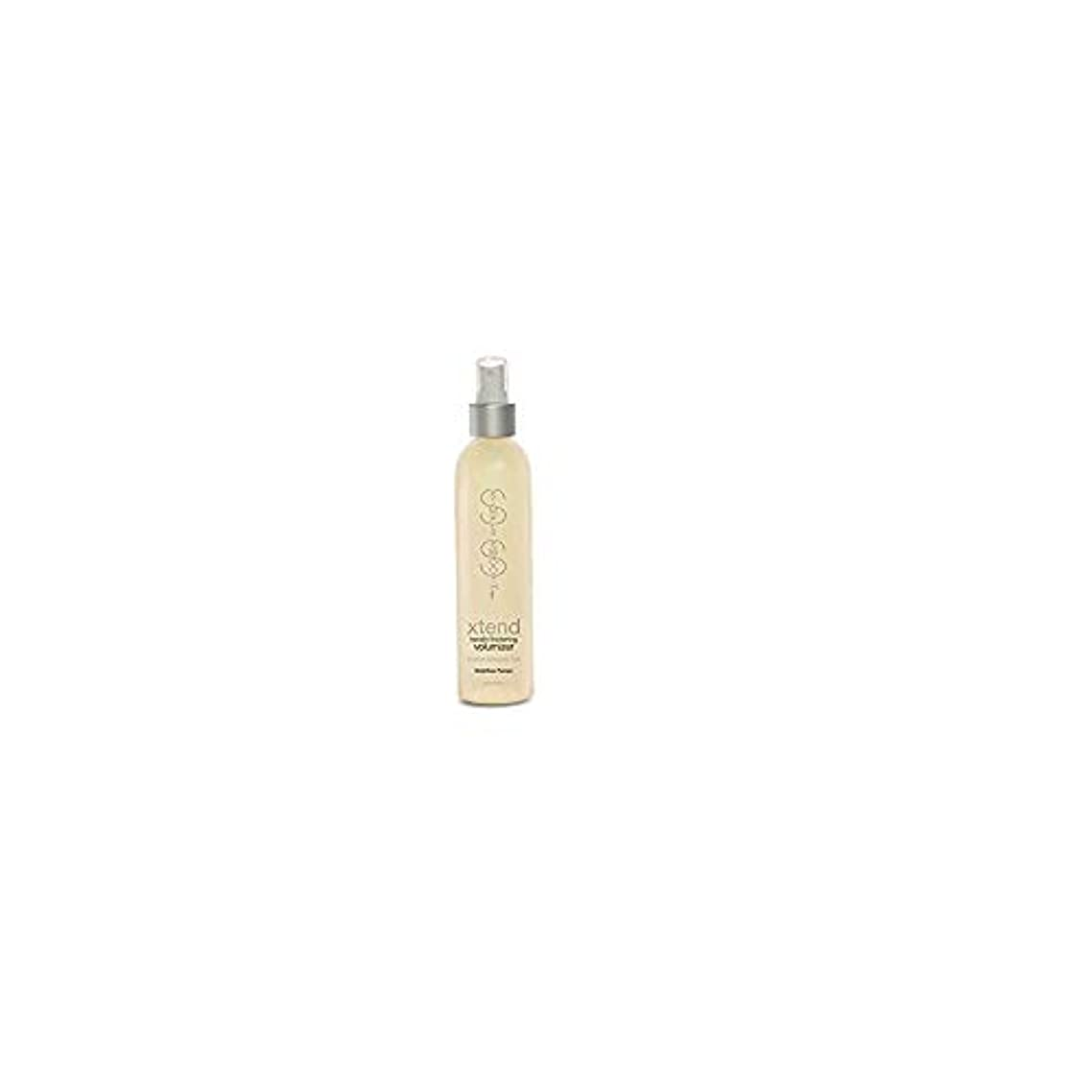 ますます連合ジェムSimply Smooth Xtend Keratin Thickening Volumizer 8.5 oz. (並行輸入品)