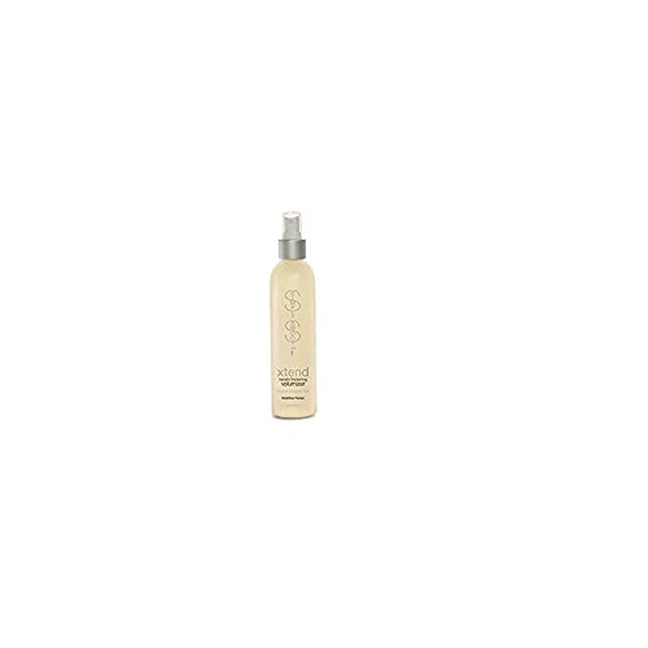 読書をする単なる報いるSimply Smooth Xtend Keratin Thickening Volumizer 8.5 oz. (並行輸入品)