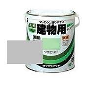 ロック 油性ペンキ(多目的) 2L 銀(シルバー) H59-0536-6G