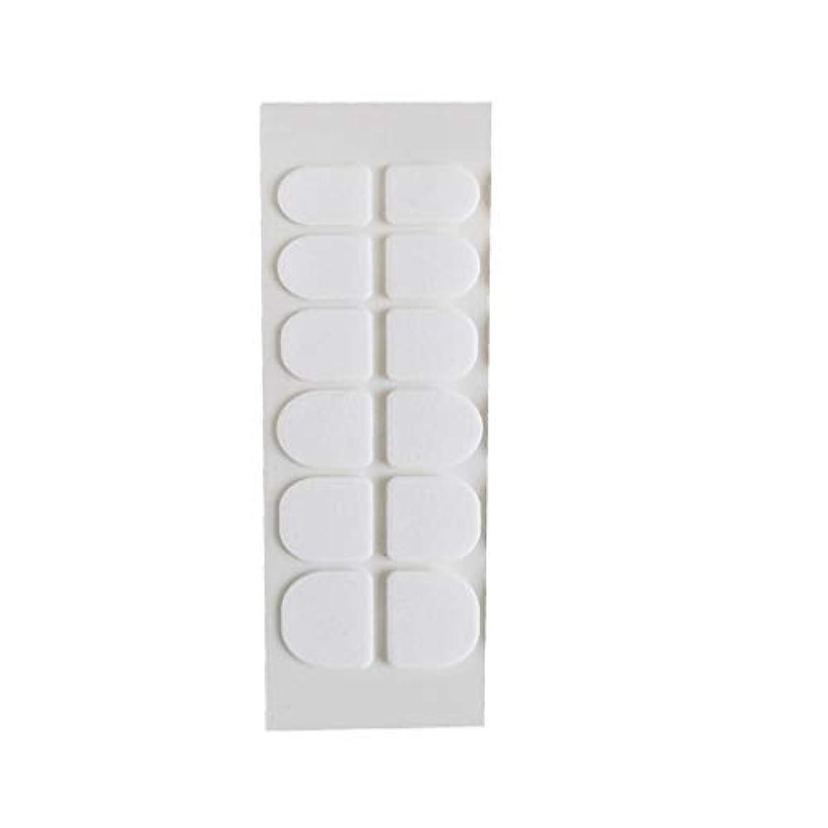 歯車コイン折り目Posmant マニキュア 偽の爪 ゼリー 両面接着剤 環境に優しい 透明 目に見えない ネイルクリップ接着剤 ウェアラブルアーマー スーパースティッキー 透明 24個 5PCS 複数の色 選択できます 便利な