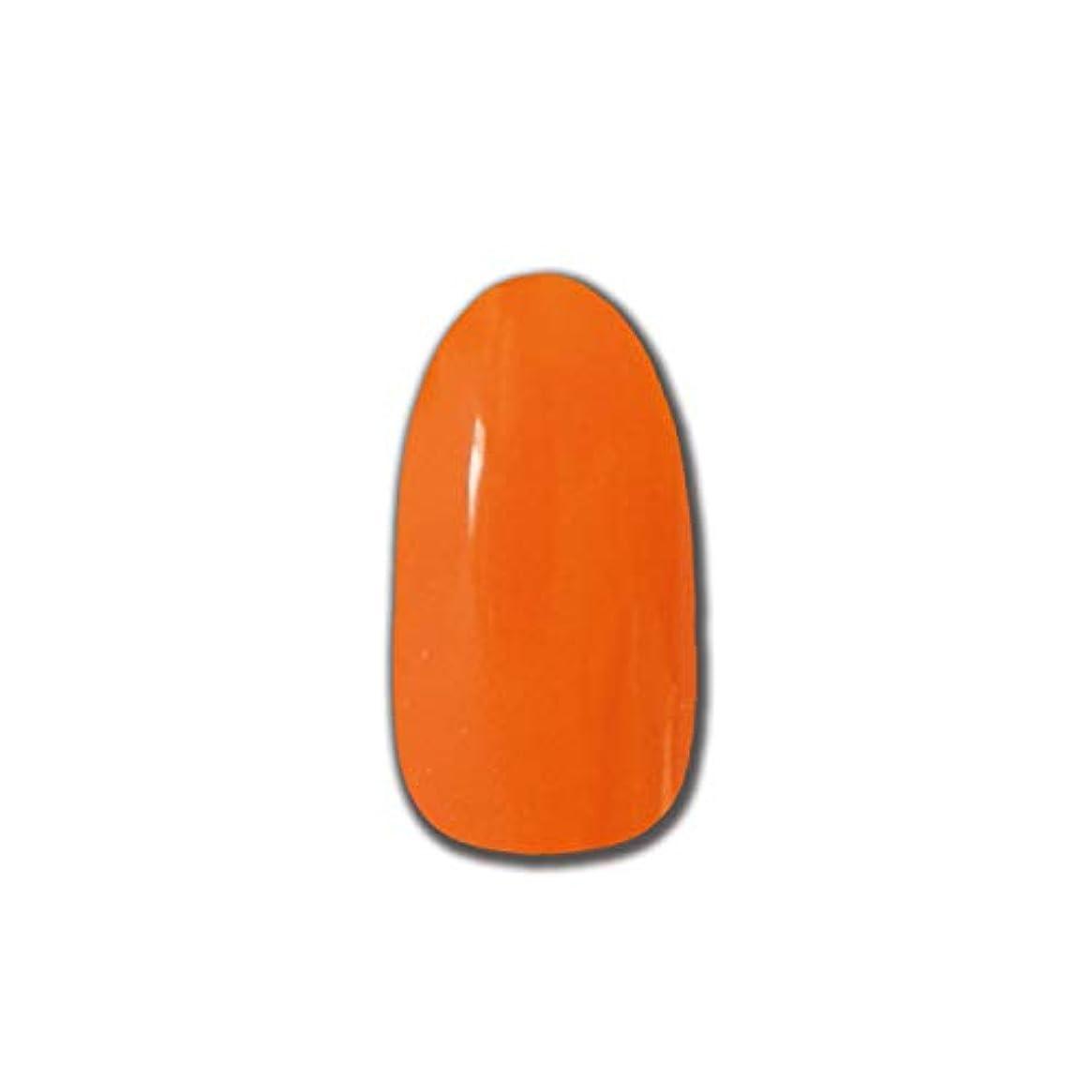 生じる前提登録するT-GEL COLLECTION カラージェル D144 オレンジ 4ml