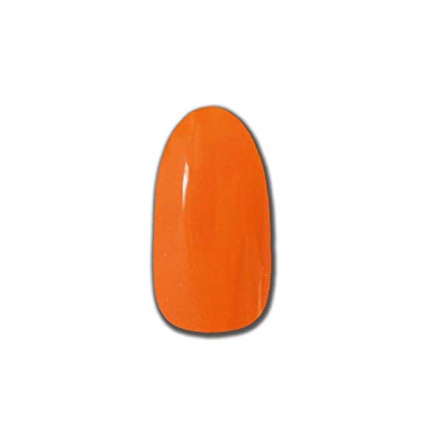 お香否認するストリップT-GEL COLLECTION カラージェル D144 オレンジ 4ml