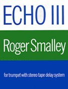Echo III: Part(s) (Faber Edition)