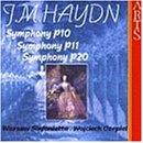 Symphony P10 in C / Symphony P11 in D