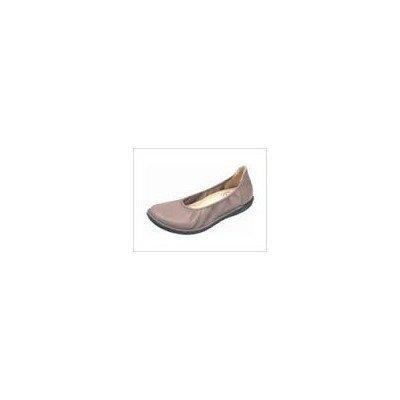 (ロインツ) Loint's カッター パンプス LT68303 トープ カジュアル シューズ 本革 レザー レディース 靴 38