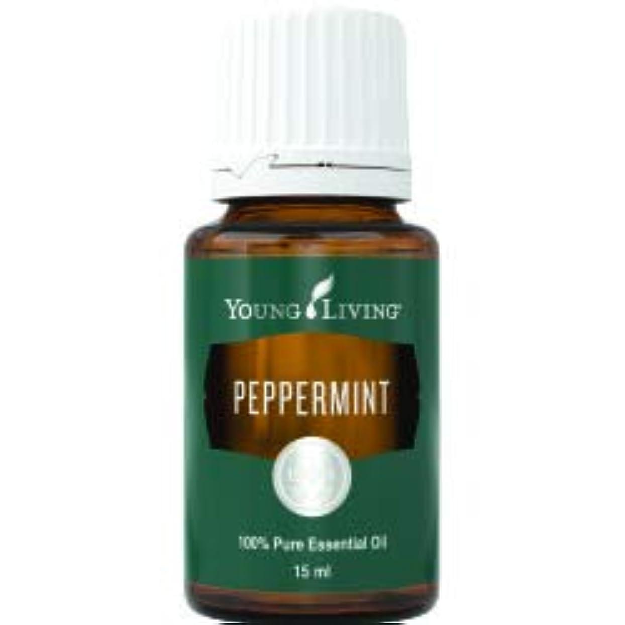 ご覧くださいスカウト壮大ペパーミントエッセンシャルオイル15ml by Young Livingエッセンシャルオイルマレーシア Peppermint Essential Oil 15ml by Young Living Essential Oil...