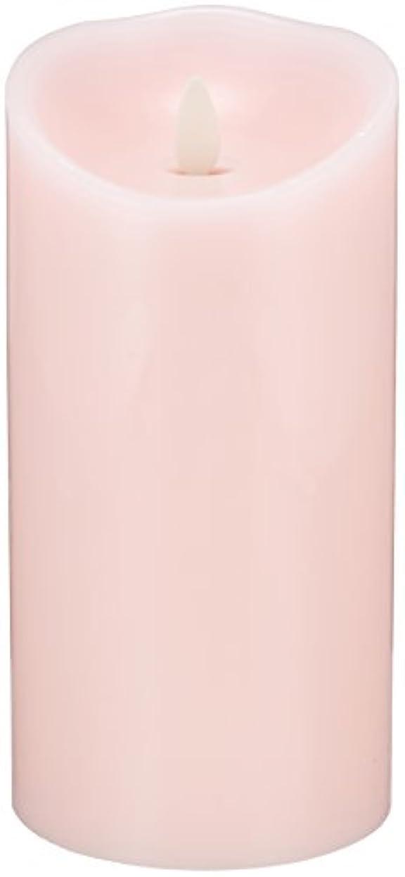慎重振動させる性的LUMINARA(ルミナラ)ピラー3.5×7【ギフトボックス付】 「 ピンク 」 03010000BPK