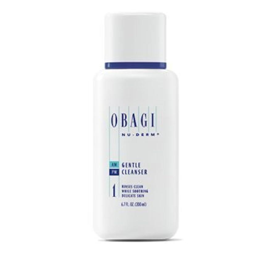 OBAGI オメジ  ニューダーム ジェントル クレンザー 1番 乾燥肌用 200ml 海外直送品?並行輸入品