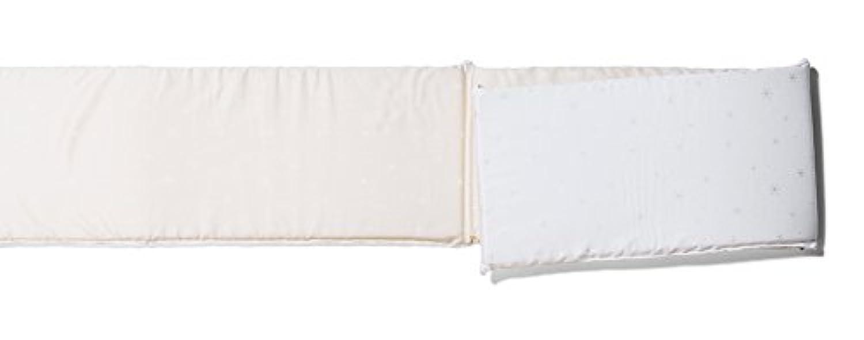 大和屋 そいねーる プラス ロング ベッドガード ひかりのしずく 安全に添い寝ができる、ママと繋がるベッドガード