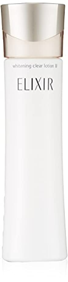 書くファン変形エリクシール ホワイト クリアローション C 3 (とてもしっとり) 170mL 【医薬部外品】