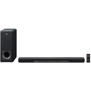ヤマハ フロントサラウンドシステム YAS-207 4K HDR映像対応 HDMI DTS Virtual:X Bluetooth YAS-207(B)