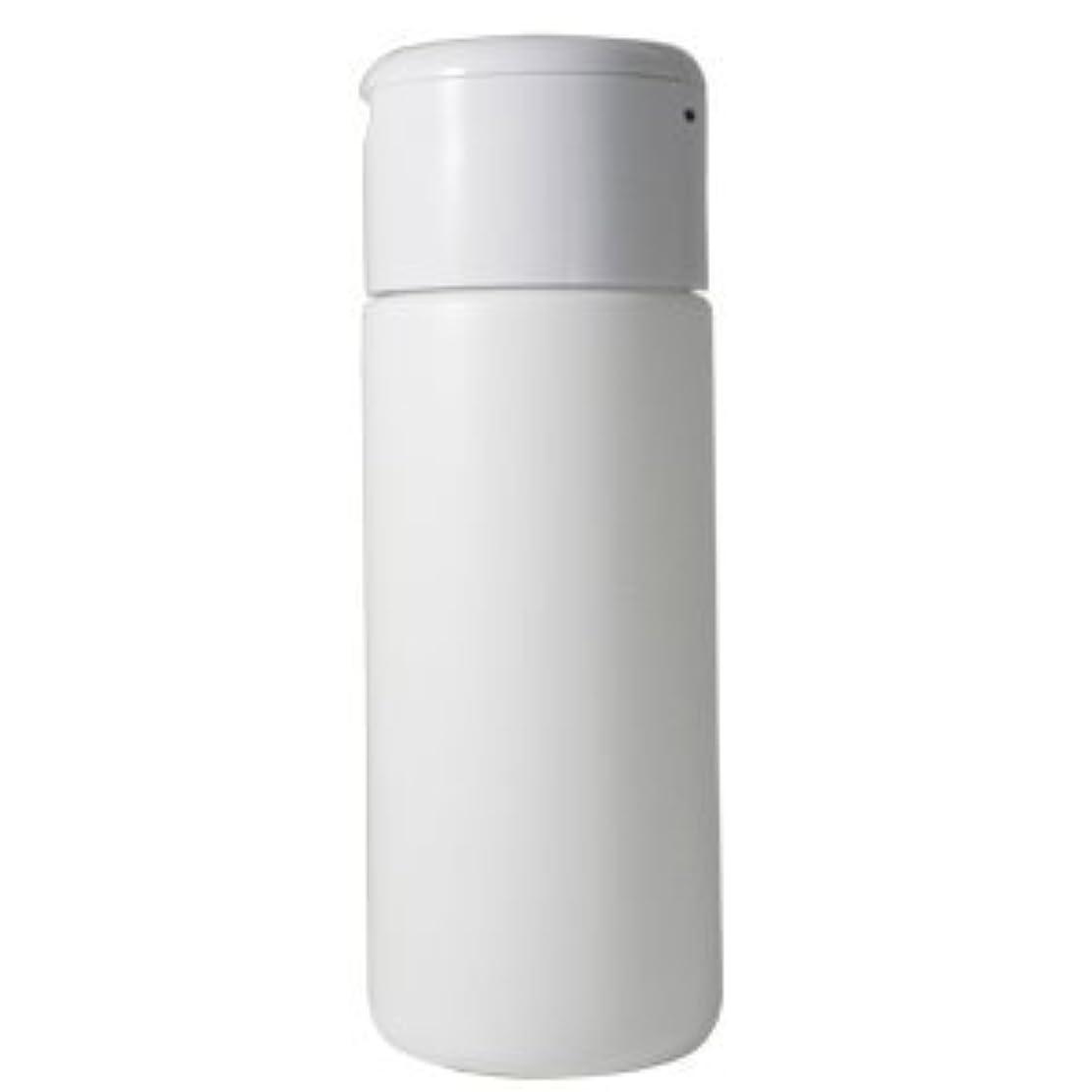 周波数ありふれた知覚するワンタッチキャップ パウダー用ボトル容器 190ml