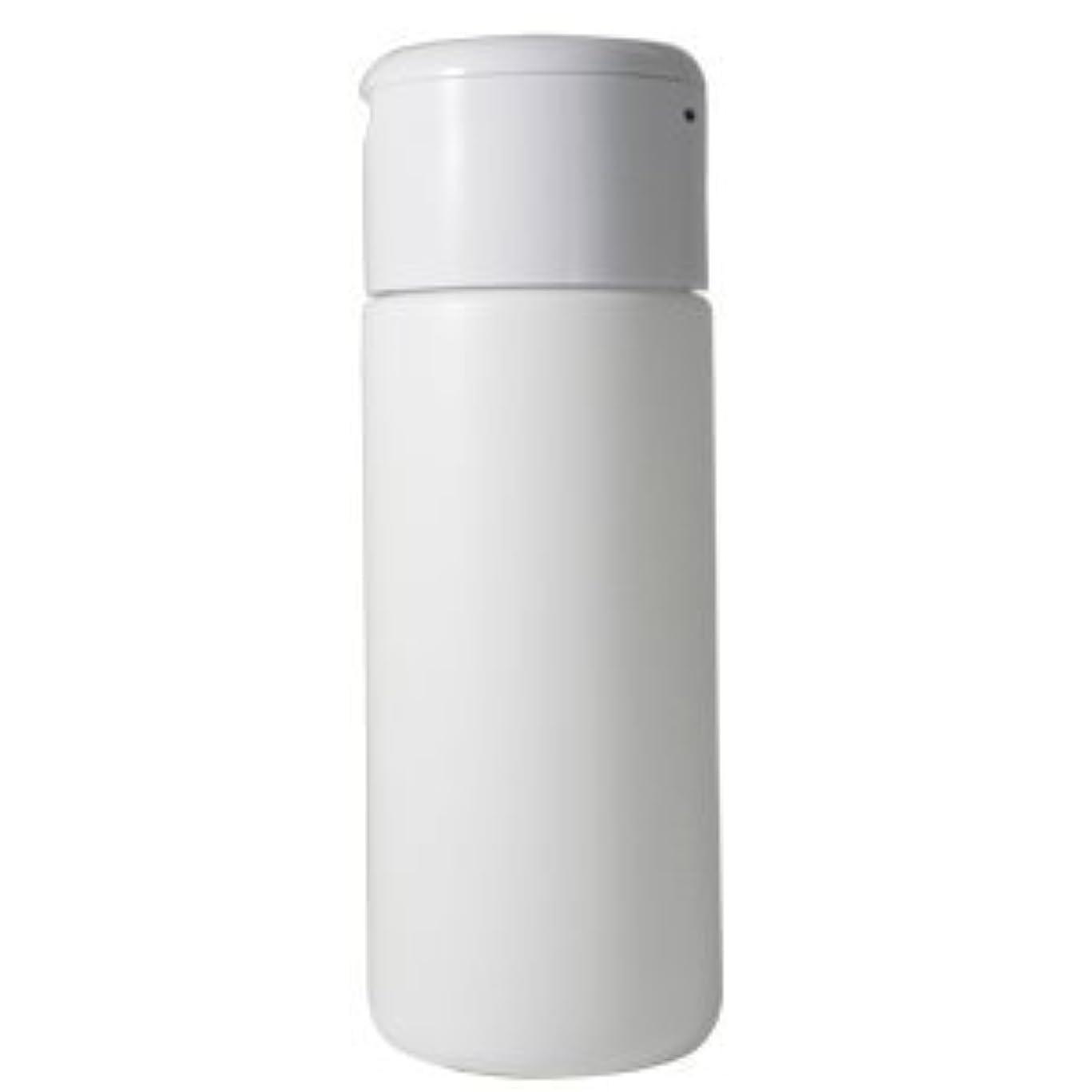 スチュワード矢装備するワンタッチキャップ パウダー用ボトル容器 190ml