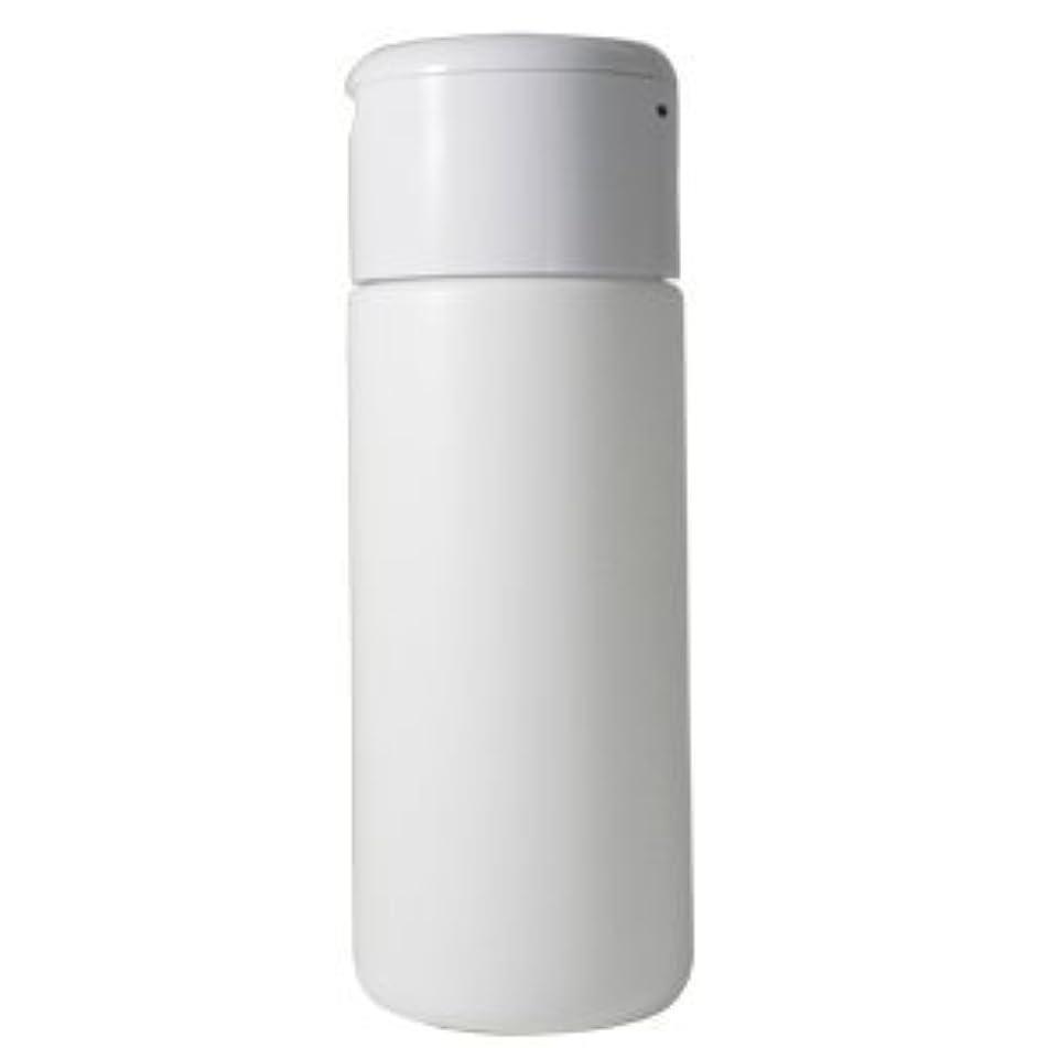 時代遅れ整理する侵入するワンタッチキャップ パウダー用ボトル容器 190ml