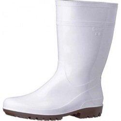 ミドリ安全 ハイグリップ長靴 26cm ホワイト HG2000N