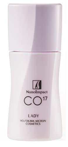 ホソカワミクロン化粧品 薬用ナノインパクト Co17 レディ<60ml></p> 【医薬部外品/薬用育毛剤】
