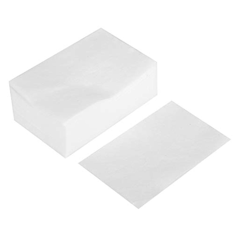 家ベックス郵便物メイク落とし - 100個/箱使い捨てメイクアップコットンパッド化粧品リムーバークリーニングワイプ