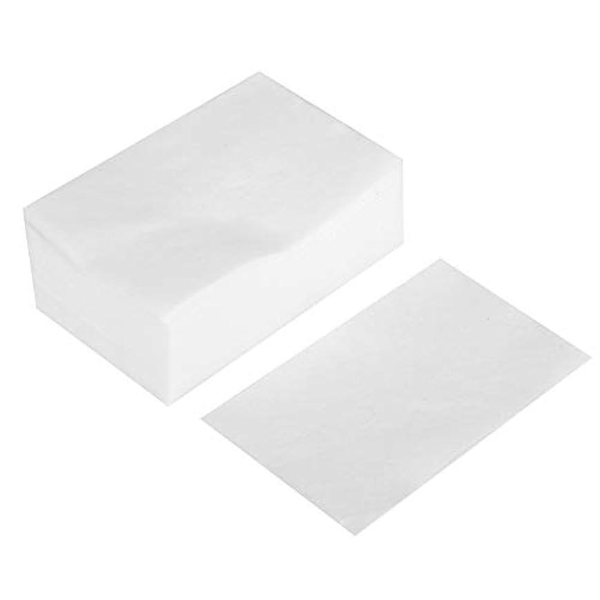 ビル振り子原点メイク落とし - 100個/箱使い捨てメイクアップコットンパッド化粧品リムーバークリーニングワイプ