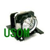 HITACHI CP-X401 Projector Replacement Lamp with Housing [並行輸入品]