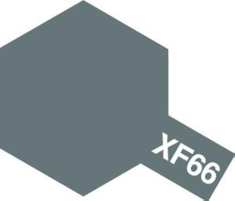 タミヤカラー エナメル塗料 XF66 ライトグレイ