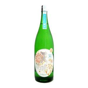 福島県 曙酒造 天明【てんめい】 さらさら純米酒 1800ml ☆夏酒 冷酒にぴったり☆