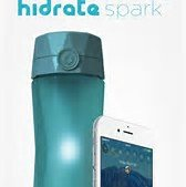 Hidrate Spark 2.0 Smart Water Bottle - Tracks Water Intake & Glows to Remind You to Stay Hydrated