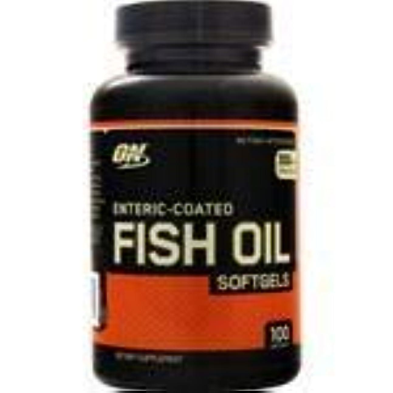 パイプ彼らのものリクルート腸溶性コーティング 魚油 100 sgels   3個パック