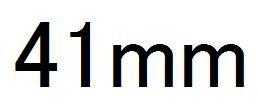アルミ削り出し セパハン アルミ セパレート ハンドル 汎用 カスタムパーツ シルバー ブラック バイク 改造 31 32 33 34 35 36 37 38 39 40 41 42 43 mm 銀 黒 フロントフォーク 接続 パーツ [ケンコバハンズ] (41mm)