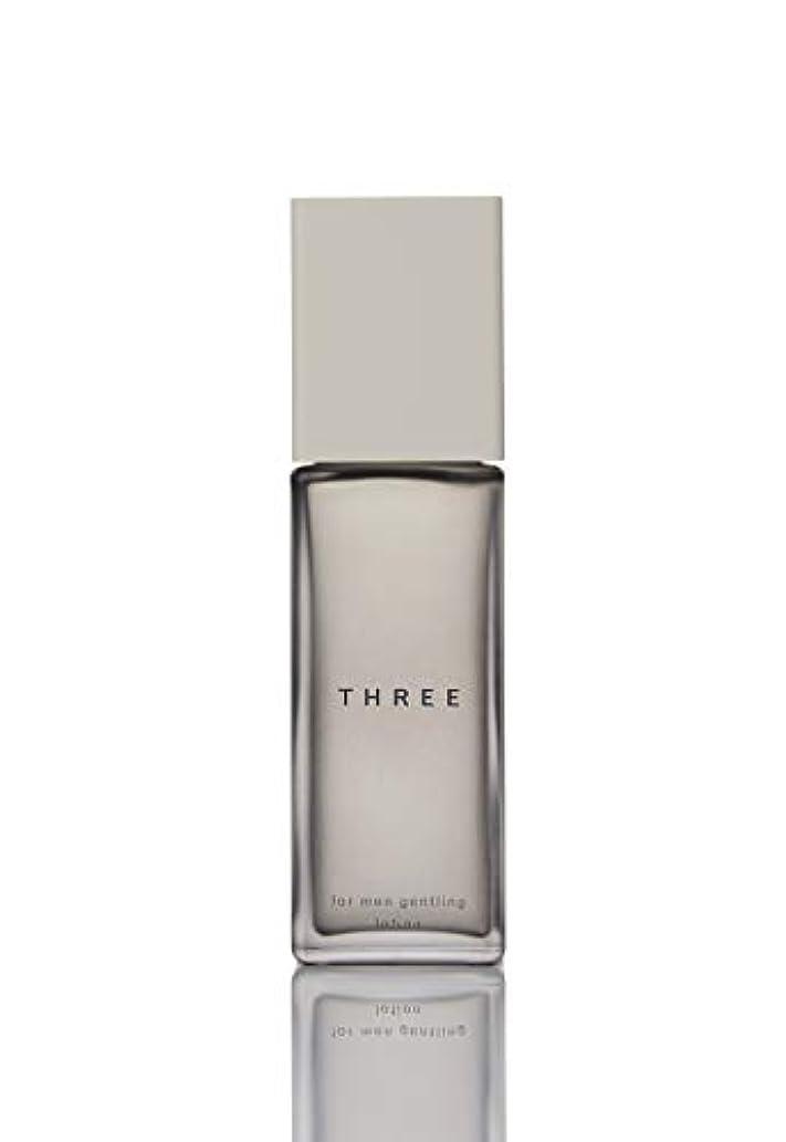 アクション突然の蒸発FIVEISM × THREE(ファイブイズム バイ スリー) THREE フォー?メン ジェントリング ローション 100mL 化粧水
