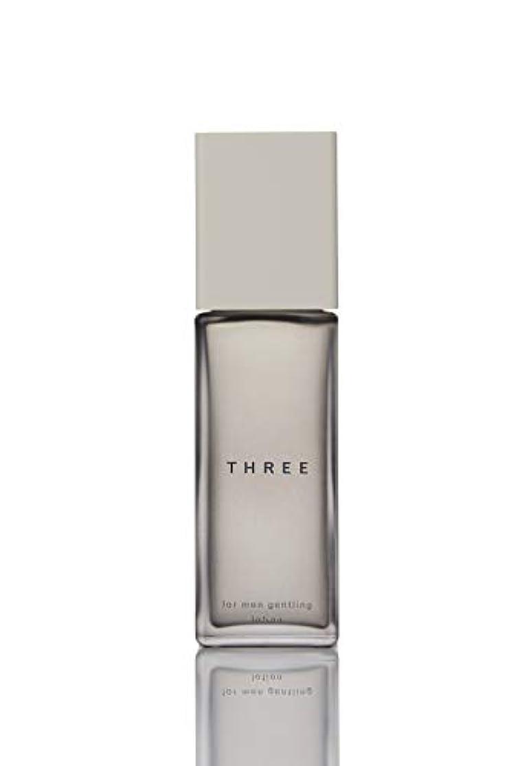 最少くちばし彼らはFIVEISM × THREE(ファイブイズム バイ スリー) THREE フォー?メン ジェントリング ローション 100mL 化粧水